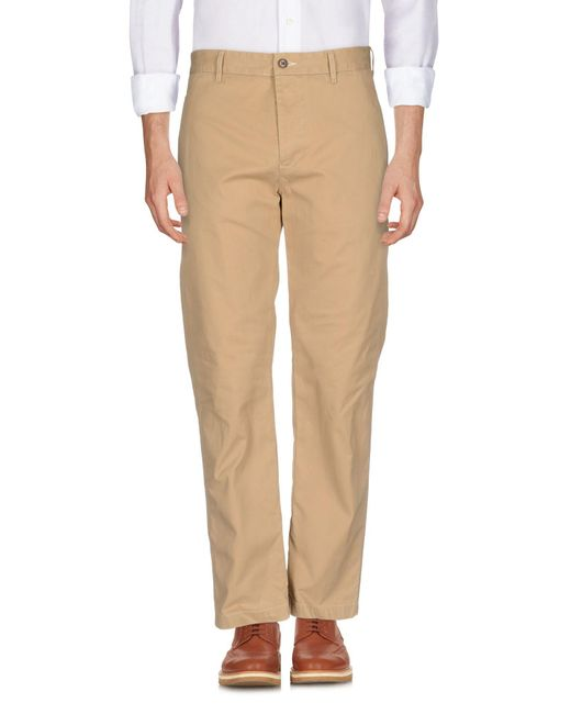 Outerknown - Natural Casual Trouser for Men - Lyst