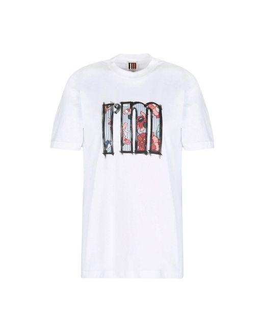 I'm Isola Marras | White T-shirts | Lyst