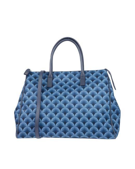 289 by SARA GIUNTI - Blue Handbag - Lyst