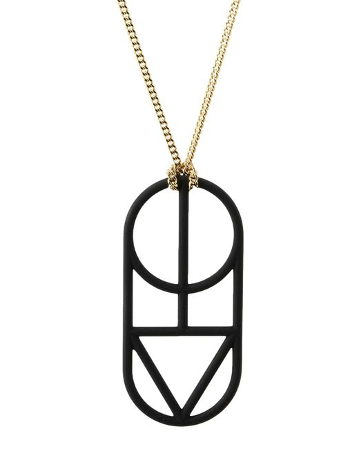 Marc By Marc Jacobs - Black Necklaces - Lyst