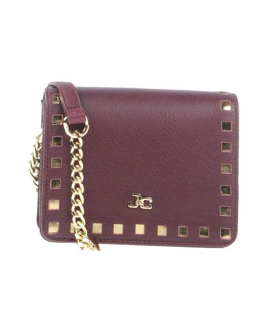 J&c Jackyceline | Purple Handbag | Lyst