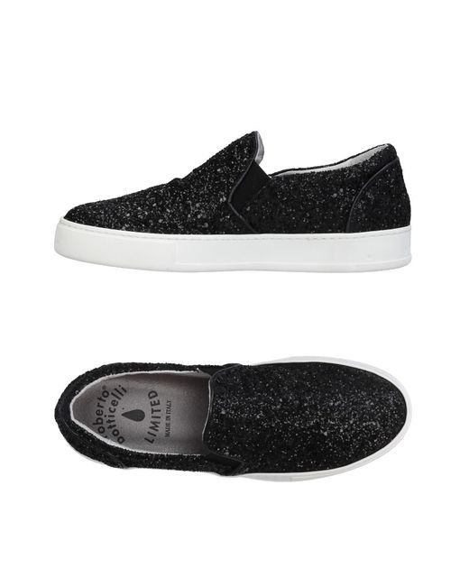 Botticelli Limited - Black Low-tops & Sneakers - Lyst