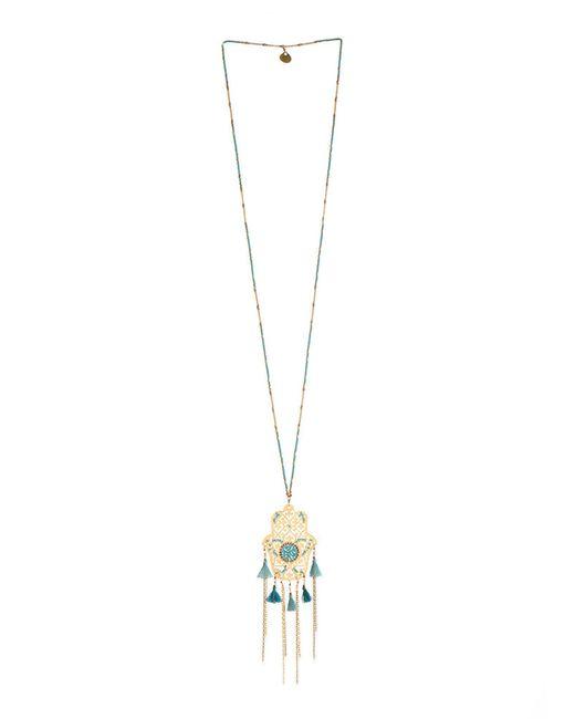 Mishky - Metallic Necklaces - Lyst