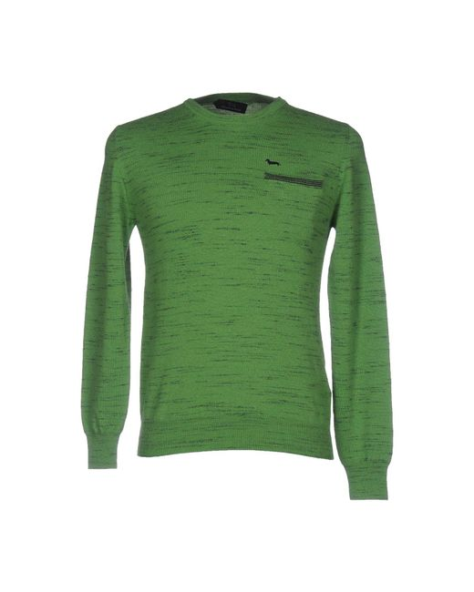 Harmont & Blaine - Green Sweater for Men - Lyst