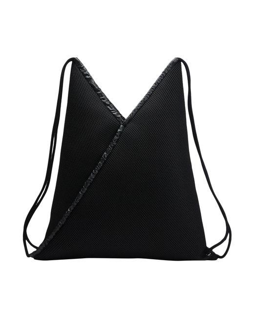 MM6 by Maison Martin Margiela - Black Backpacks & Fanny Packs - Lyst