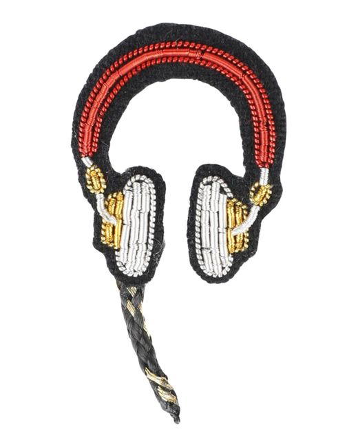 Macon & Lesquoy   Red Brooch   Lyst