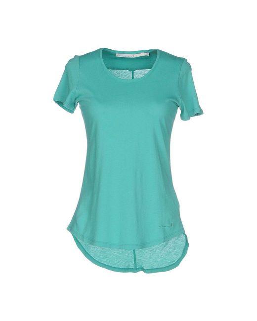 Schumacher - Green T-shirt - Lyst