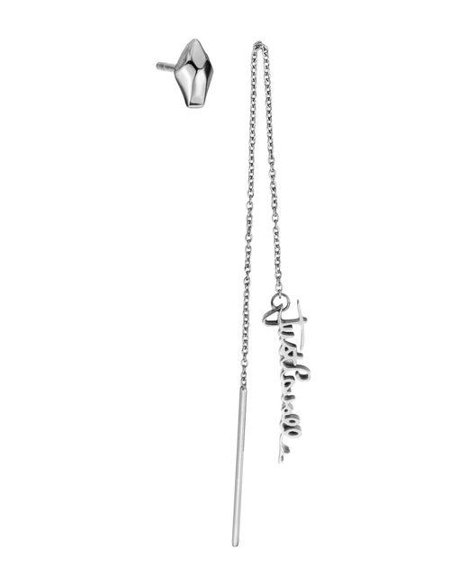 Just Cavalli   Metallic Earrings   Lyst