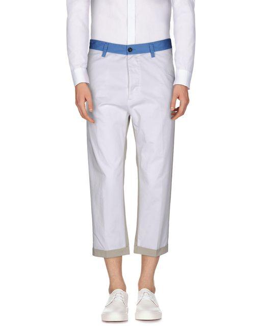 DSquared² - Gray 3/4-length Short for Men - Lyst