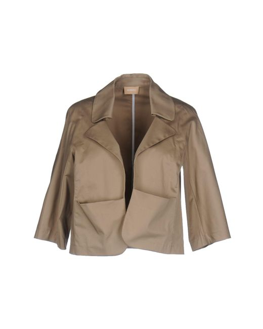 ROSSO35 - Natural Blazers - Lyst
