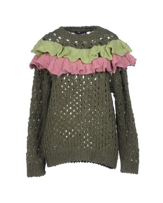 Boutique Moschino - Green Jumper - Lyst