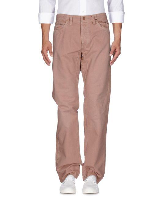 Jaggy - Pink Denim Pants for Men - Lyst