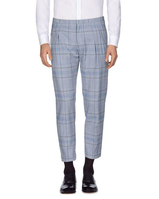 Tonello - Blue Casual Trouser for Men - Lyst