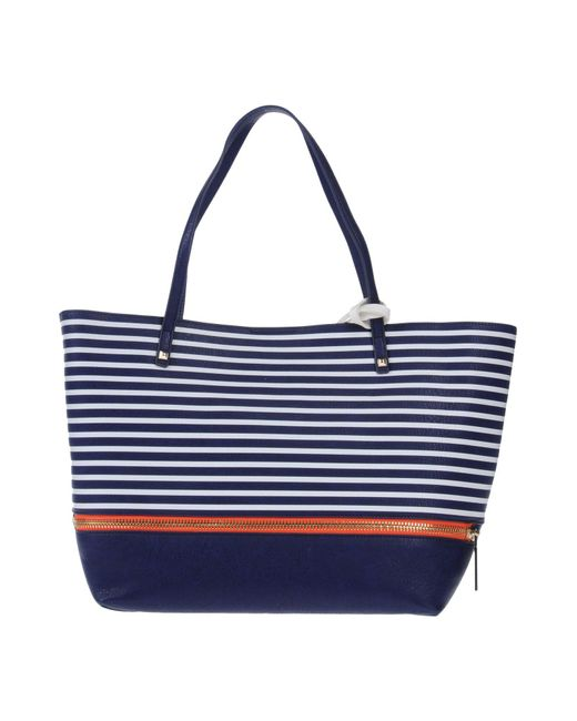 Patrizia Pepe - Blue Handbag - Lyst