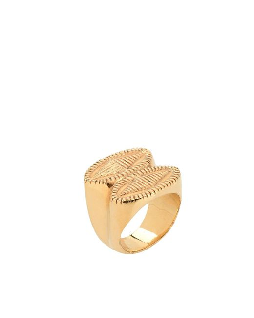 Chloé - Metallic Rings - Lyst