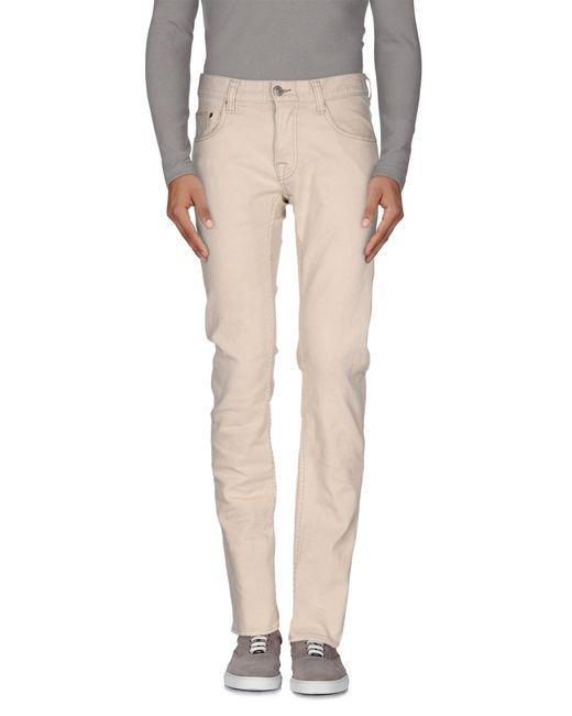 Care Label | Natural Denim Pants for Men | Lyst