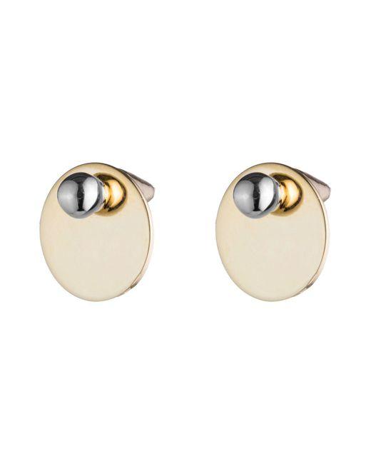 Eddie Borgo - Metallic Earrings - Lyst