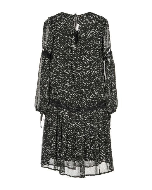 DRESSES - Knee-length dresses Carla Montanarini Lowest Price Cheap Online Free Shipping Purchase New Arrival Discount Low Price WuIWfR7W7
