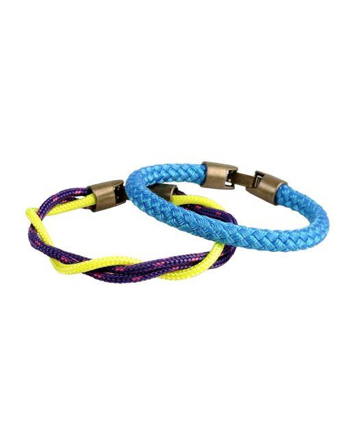 L4k3 - Yellow Bracelet - Lyst