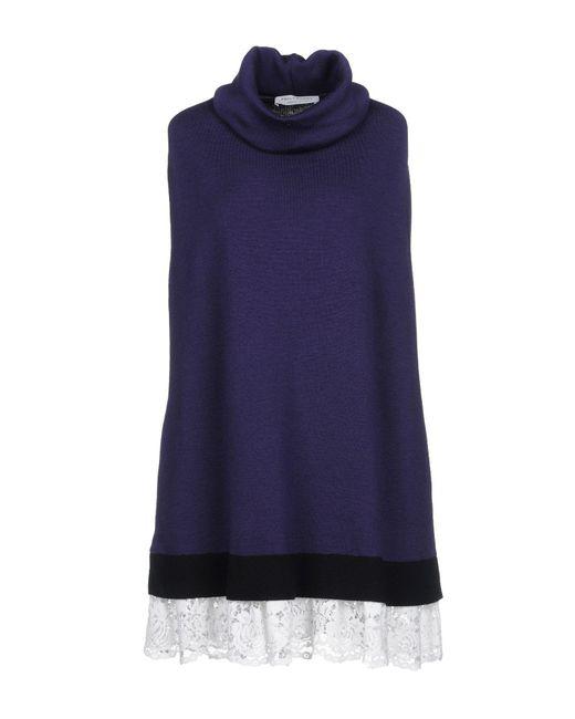 Philosophy Di Lorenzo Serafini - Purple Short Dresses - Lyst