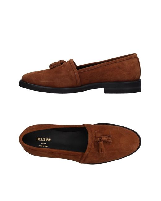 Belsire - Brown Loafer for Men - Lyst