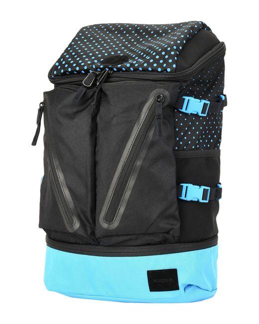 Nixon | Black Backpacks & Bum Bags for Men | Lyst
