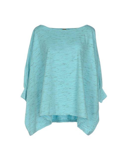 Jijil - Blue T-shirt - Lyst