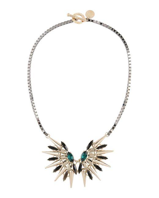 Anton Heunis | Metallic Necklace | Lyst