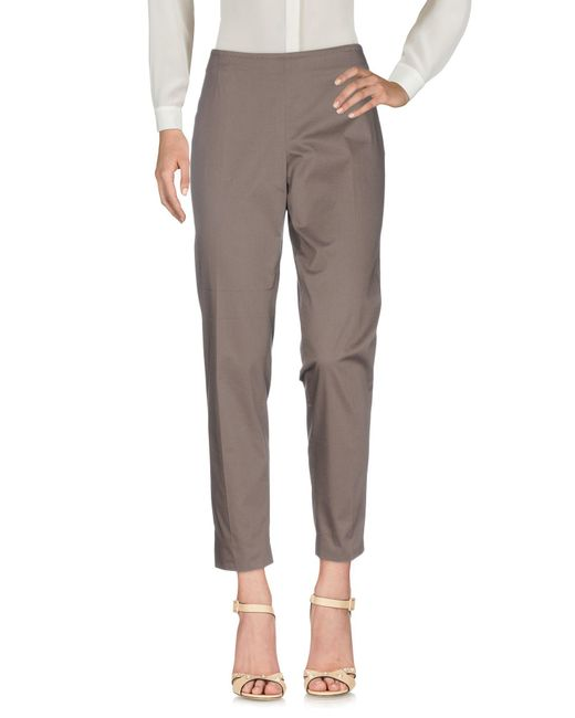 Peserico - Multicolor Casual Pants - Lyst