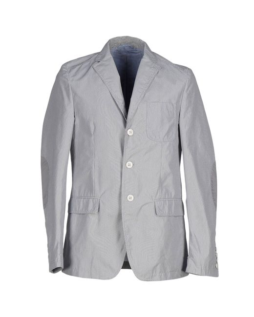 Guess - Gray Blazers for Men - Lyst