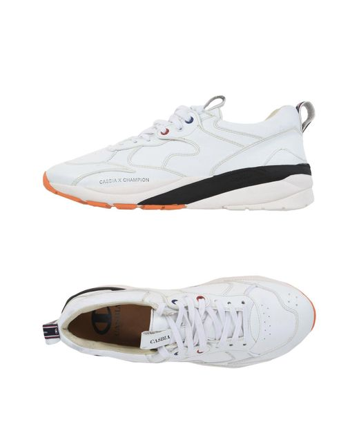 dd83a94dadbb8 Champion - White Low-tops   Sneakers for Men - Lyst ...