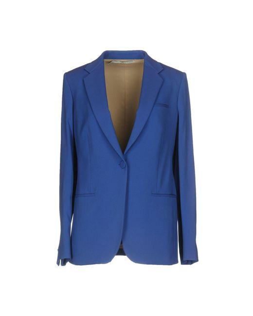 AQUILANO.RIMONDI | Blue Blazer | Lyst