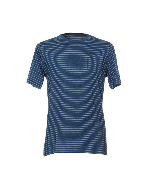 Altea - Blue T-shirts for Men - Lyst