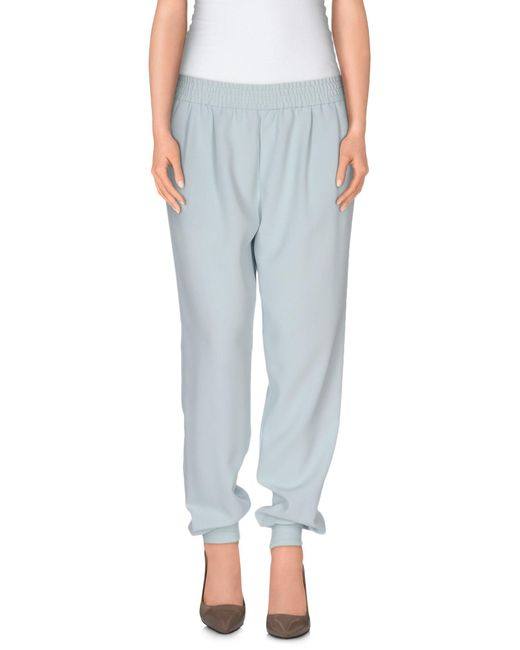 Joie | Blue Casual Trouser | Lyst