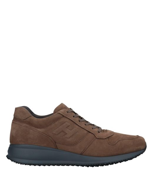 Hogan - Brown Low-tops & Sneakers for Men - Lyst