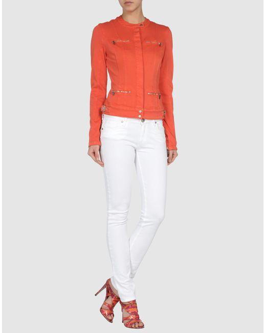 Who*s Who - Orange Jacket - Lyst
