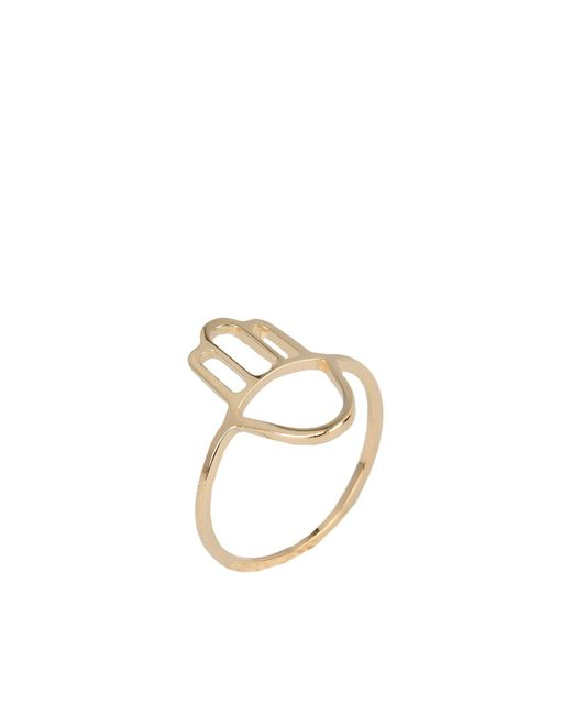 Nadine S - Metallic Rings - Lyst