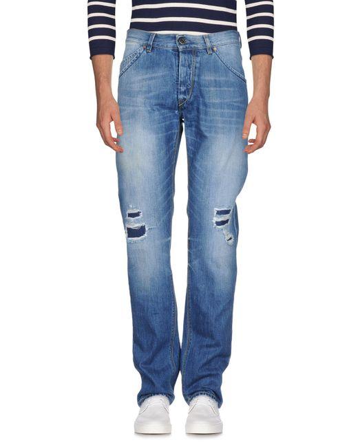 Re-hash - Blue Denim Pants for Men - Lyst