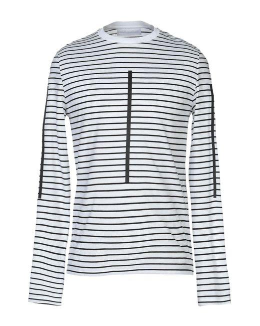 Neil Barrett - White T-shirt for Men - Lyst