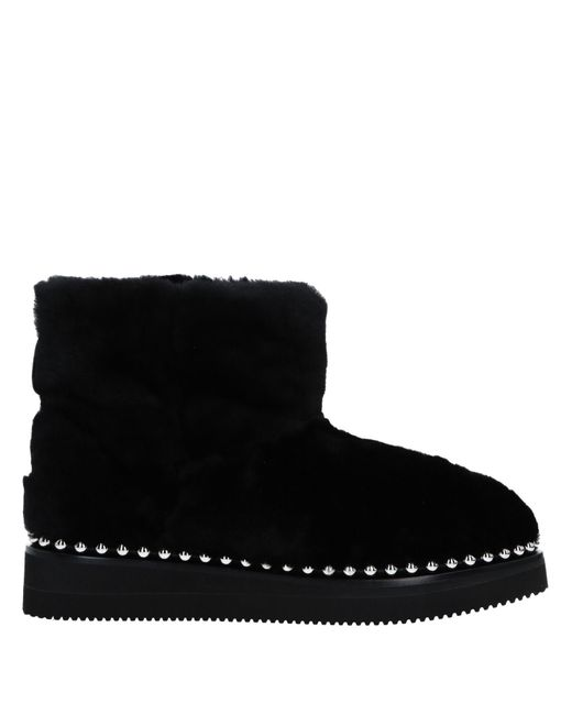 Alexander Wang - Black Ankle Boots - Lyst