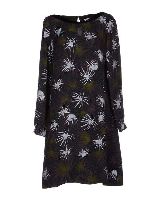 Siyu - Green Short Dress - Lyst