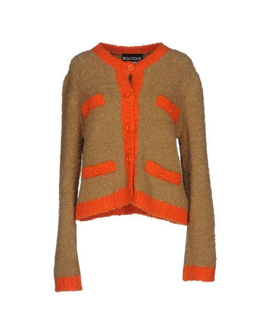 Boutique Moschino - Multicolor Cardigan - Lyst