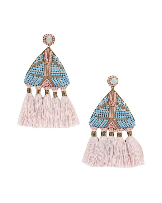 IDEAS 108 | Pink Earrings | Lyst