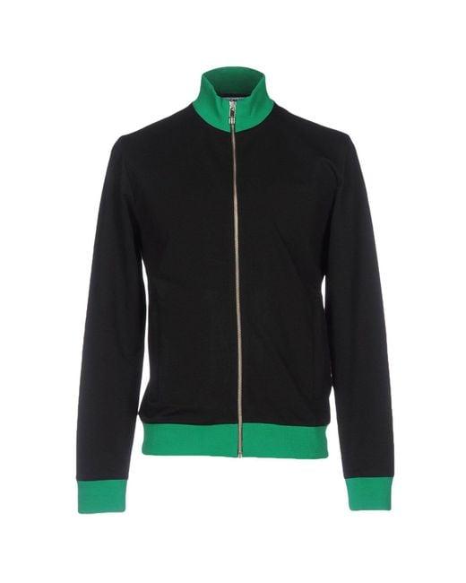 Bikkembergs - Black Sweatshirt for Men - Lyst