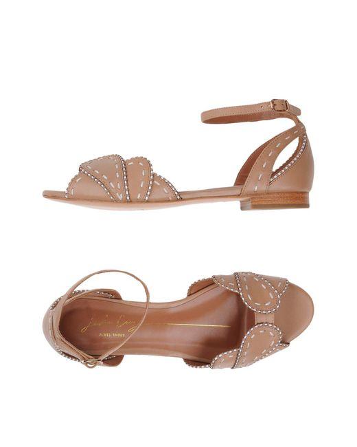 Lola Cruz - Multicolor Sandals - Lyst
