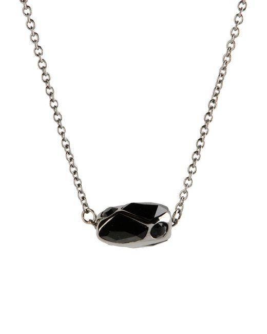 Atelier Swarovski - Black Necklace - Lyst