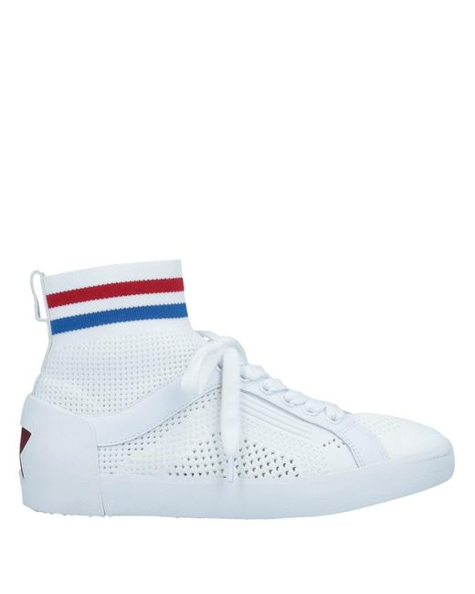Ash - White High-tops & Sneakers - Lyst