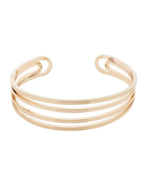Kenneth Jay Lane - Metallic Bracelets - Lyst