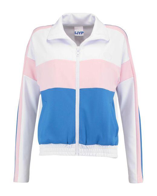 SJYP - Pink Sweatshirt - Lyst