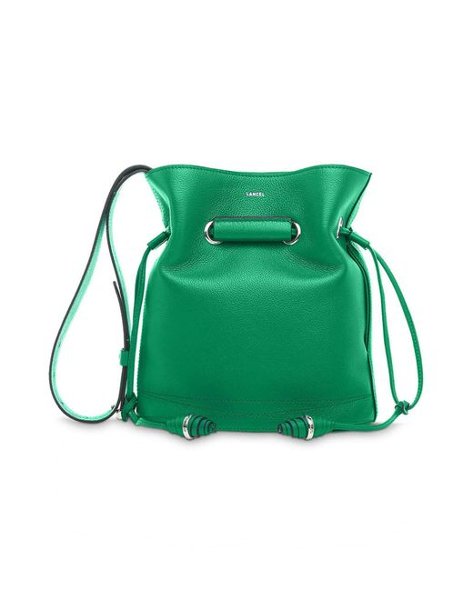Lancel - Green Cross-body Bag - Lyst